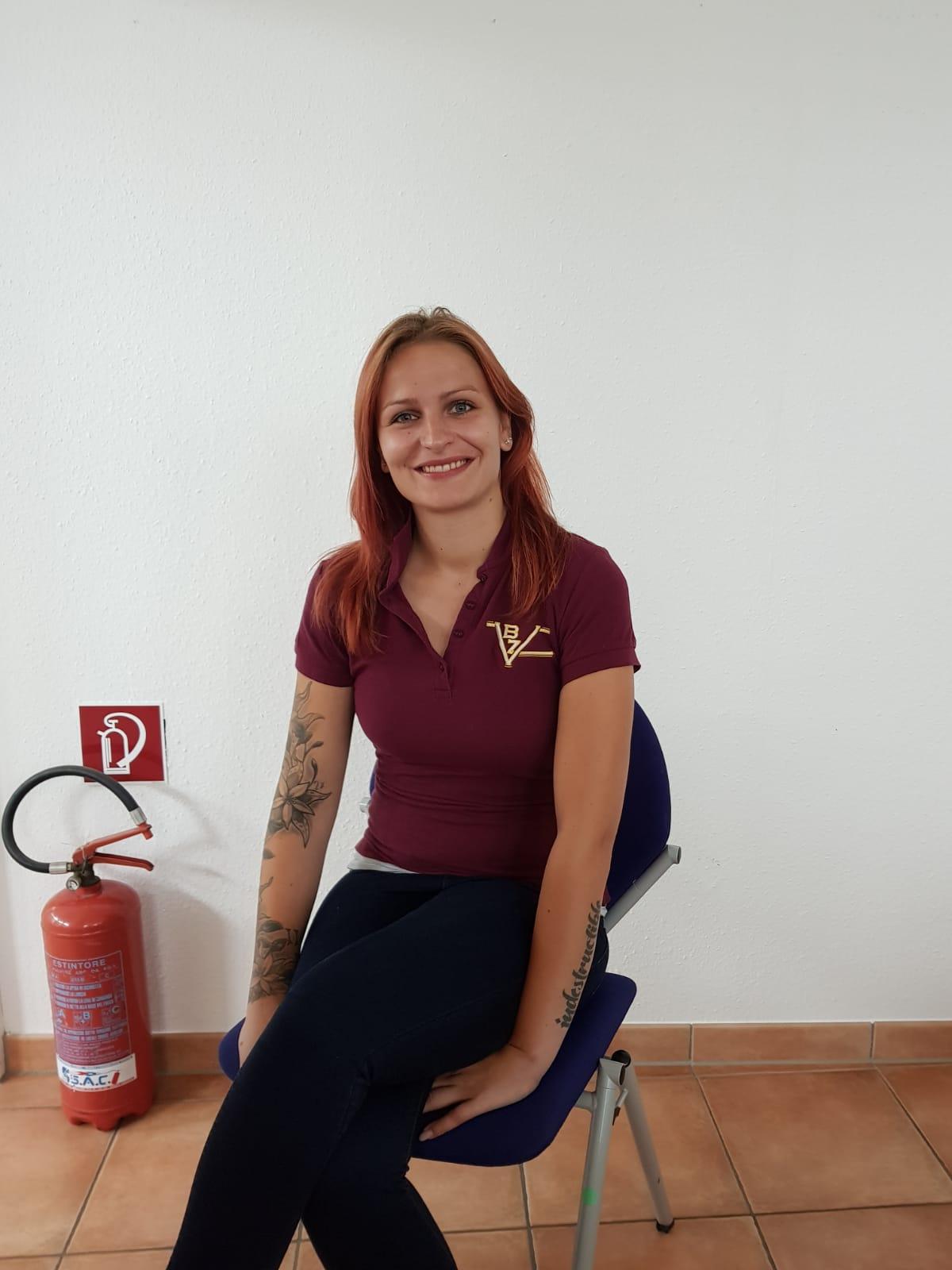 Team VBZ - Alina Heilmeier